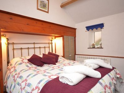 Photo: Herdwick Cottage bedroom